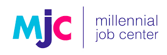 mjc logo - one click official